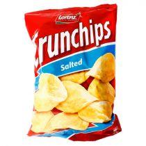 Lorenz Crunchips Salted 175g