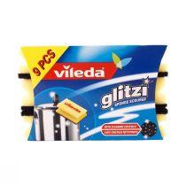 Vileda Glitzi Sponge (9 pcs)