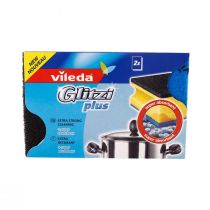 Vileda Glitzi Cleaning Sponge Plus (2 pcs)