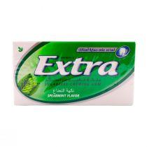 Wrigley's Extra Gum Spearmint Flavor (14 pcs)