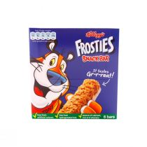 Kellogg's Frosties Snack Bar (6 Bars x 25 g)