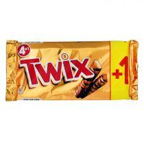 Twix Twin Chocolate Bars 290g, Pack of 5
