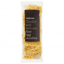 Waitrose Egg Fine Noodles 250g