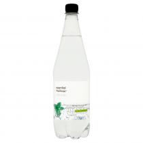 Essential Waitrose Club Soda 1Ltr