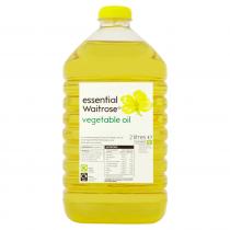 Essential Waitrose Vegetable Oil 2Ltr