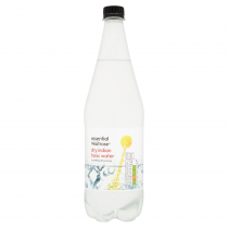 Essential Waitrose Dry Indian Tonic Water 1Ltr