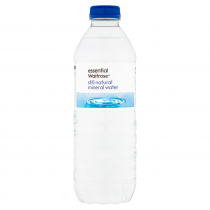 Essential Waitrose Still Natural Mineral Water 500ml