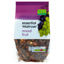 Essential Waitrose Fruit Mixed 500g