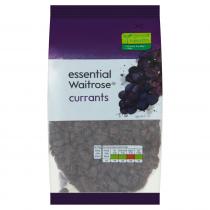 Essential Waitrose Currants 500g