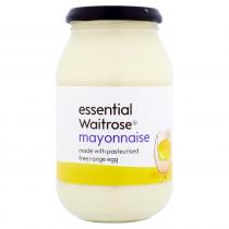 Essential Waitrose Mayonnaise 500ml