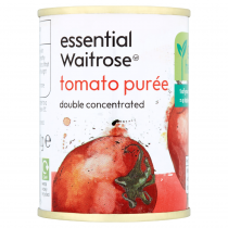 Essential Waitrose Double Concentrated Tomato Puree 140g