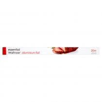 Essential Waitrose Aluminium Foil  450Mmx20M