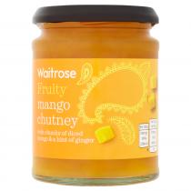 Waitrose Fruity Mango Chutney 315g