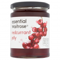 Essential Waitrose Redcurrant Jelly 340g