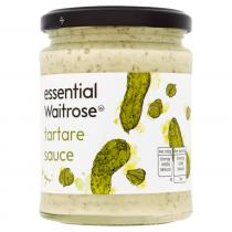 Essential Waitrose Tartare Sauce 290g