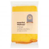 Essential Waitrose Large Cotton Dusters 3