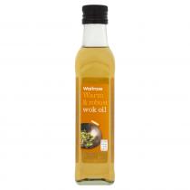Waitrose Wok Oil 250ml
