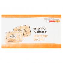 Essential Waitrose Shortcake Biscuits 400g