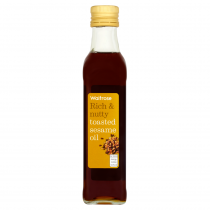 Waitrose Toasted Sesame Oil 250ml