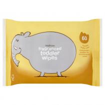 Waitrose toddler wipes pack of 60