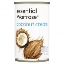 Essential Waitrose Coconut Cream 160ml