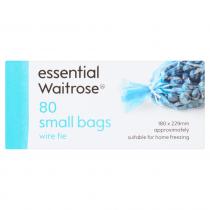 Essential Waitrose Frozen Small Bags 80