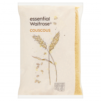 Essential Waitrose couscous 500g