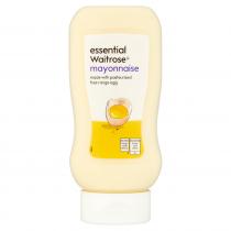 Essential Waitrose Mayonnaise 430ml