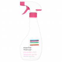 Essential Waitrose Pre-Wash Stain Remover Spray 500ml