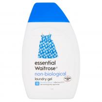 Essential Waitrose Non-Biological laundry Gel 630ml