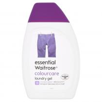 Essential Waitrose Colourcare Laundry Gel 630ml