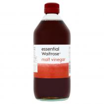 Essential Waitrose Malt Vinegar 568ml