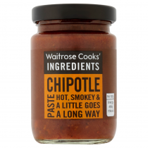 Waitrose Cooks' Ingredients Chipotle Paste 90g