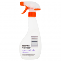 Essential Waitrose Oven And Hob Cleaner 500ml