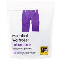 Essential Waitrose Colourcare Laundry Caps 600g