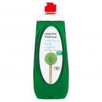 Essential Waitrose Washing Up Liquid Original 740ml