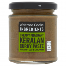 Waitrose Cooks' Ingredients Keralan Curry Paste 175g