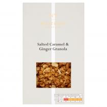 Waitrose No1 Salted Caramel Ging Granola 500g