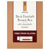 Waitrose LoveLife Chocolate Brownie Mix 420g