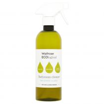 Waitrose Ecological Bathroom Cleaner 500ml