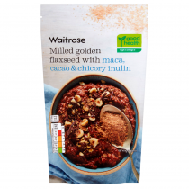 Waitrose Flaxseed Maca and Cacao 200g