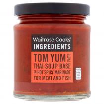 Waitrose Cooks' Ingredients Tom Yum Paste 175g