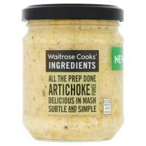 Waitrose Cooks' Ingredients Artichoke Puree 180g