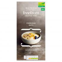 Waitrose Free From Porridge Oats with seeds & Grains 500g