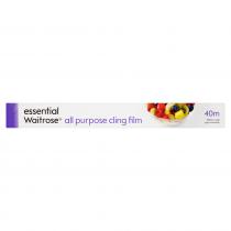 Essential Waitrose Cling Film 350Mmx40M