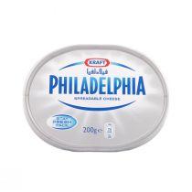 Philadelphia Spreadable Cream Cheese (200 g)
