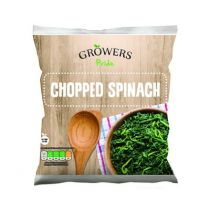 Growers Pride Chopped Spinach 450g