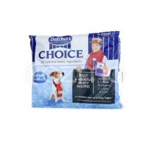 Butcher's Choice Pouch Lamb 4 Pack