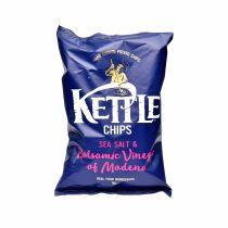 Kettle Sea Salt & Balsamic Vinegar Potato Chips 150g