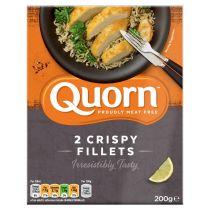Quorn Crispy Fillets 200g